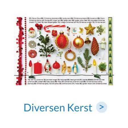 Kerstkaarten | Diversen