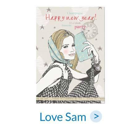 Kerstkaarten | Love Sam