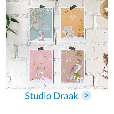 Kerstkaarten | Studio Draak