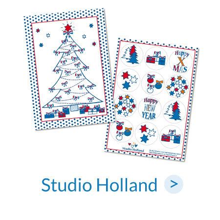 Kerstkaarten | Studio Holland