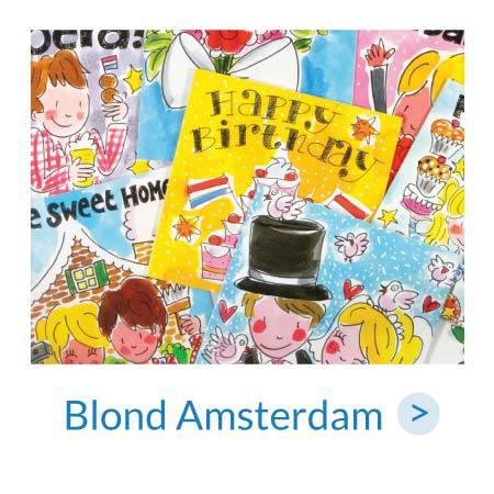 Wenskaarten | Blond Amsterdam