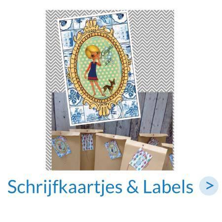 Snailmail | Schrijfkaartjes & Labels
