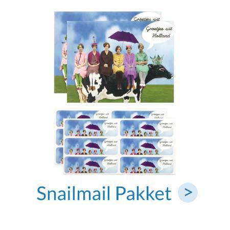 Snailmail | Snailmail Pakket
