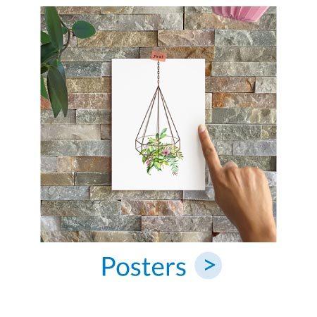 Papierwaren   Posters