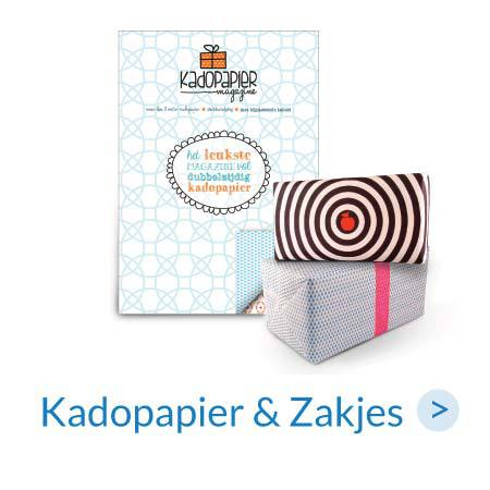 Papierwaren | Kadopapier & Zakjes