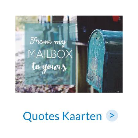 Postcrossing | Quotes Kaarten
