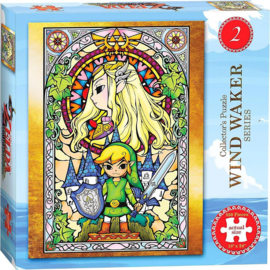 The Legend of Zelda Puzzle Wind Waker Ver. 2 (Nieuw)