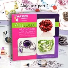 Alujoux werkboek deel 2 voor aluminium wire projecten