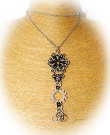 Inspiratie 82 Steampunk Chain Pendant