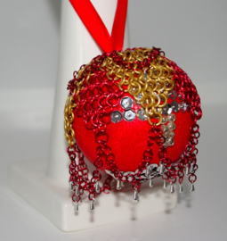 Insp. 126 Christmas Ball Decoration European 4-1