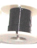 OND639  koperdraad 0.3mm.  black 2.45 mtr.