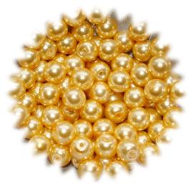GP202 streng glasparel gold 8mm.