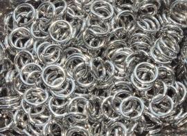 stainless steel 1.2x5.0mm. rond (gezaagd)