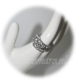 Insp. 140 ringen in stainless steel