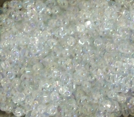 BBM-0250 berry bead  Crystal AB 4.5x2.5mm.
