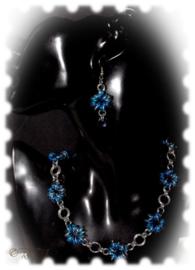 RTJ-061 ketting  Lady Blue