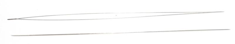 OND776 Gespleten rijgnaald voor draad of koord 12.7cm