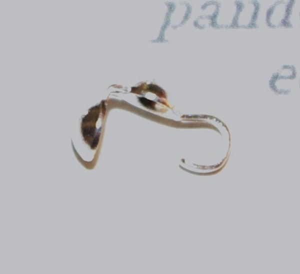 OND132 sterling s.p. kalotje 3mm.