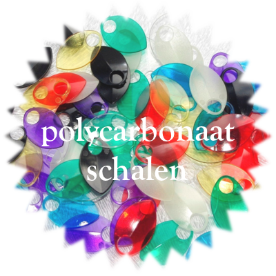 polycarbonaat schalen