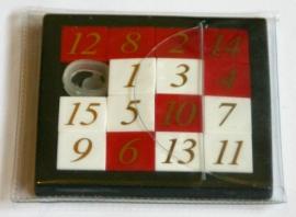 Inhoud kist B1  puzzel 1-12