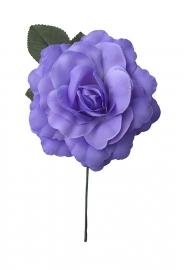 Spaanse flamenco roos, paars