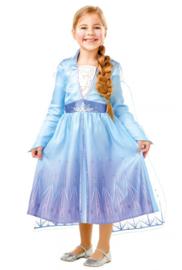 Disney Frozen 2 Elsa jurk + GRATIS kroon