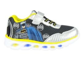 Batman schoenen sneakers zwart met lichtjes