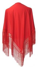Foulard Chales Flamenco rouge
