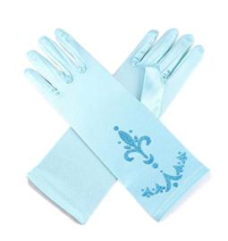 Elsa Frozen handschoenen lichter blauw