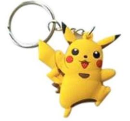 Pikachu Pokémon tas hanger/sleutelhanger