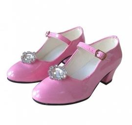 Spaanse schoenen Clip glitter steen