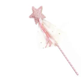 Toverstafje prinsessen roze