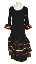 Spaanse jurk Deluxe España