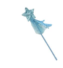 Toverstafje prinsessen blauw