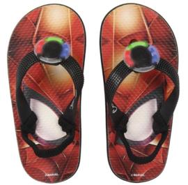 Spiderman slippers met licht NIEUW