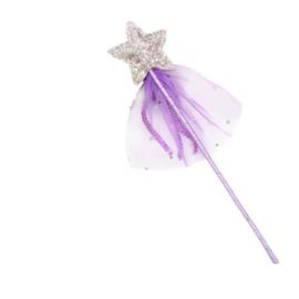 Toverstafje prinsessen paars