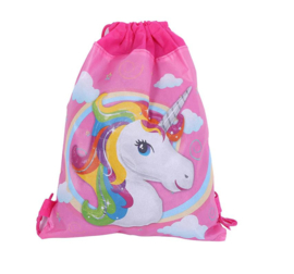 Eenhoorn unicorn rugzak roze