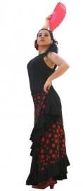 Spaanse dans jurk dames