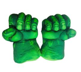 Handschoenen superheld jongens groen