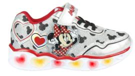 Disney sneaker Minnie Mouse met lichtjes + GRATIS haarband