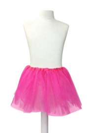 Balletrokje fel roze