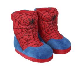 Spiderman pantoffels sloffen boots kinderen