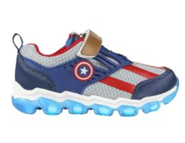 Marvel Captain America schoenen met lichtjes