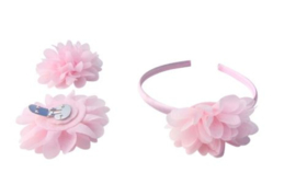 GRATIS haarband & schoenclips vanaf 85 euro - max 1 per klant