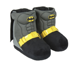 Batman pantoffels sloffen boots kinderen