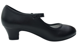 Chaussures flamenco - Noir