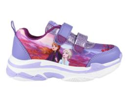 Disney Frozen 2 sneakers Elsa & Anna paars