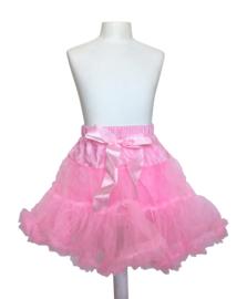 Ballet rokje petticoat tutu licht roze, Luxe