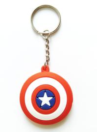 Captain America tas hanger/sleutelhanger
