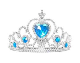 Frozen 2 Elsa jurk Sneeuw Koningin Deluxe + broek + kroon